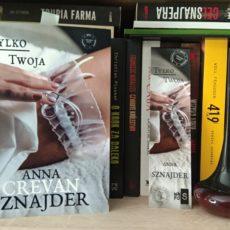 """<span class=""""dquo"""">""""</span>Tylko Twoja"""" Anna C. Sznajder – opinia"""